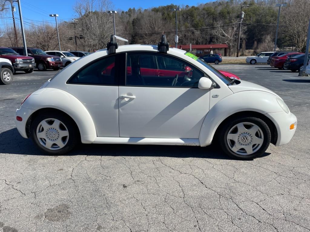 2001 Volkswagen New Beetle GLS TDi photo