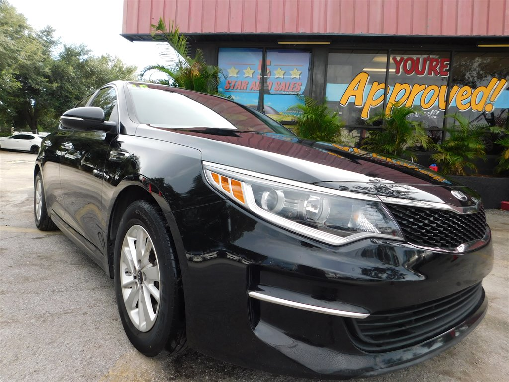 2016 Kia Optima LX LX photo