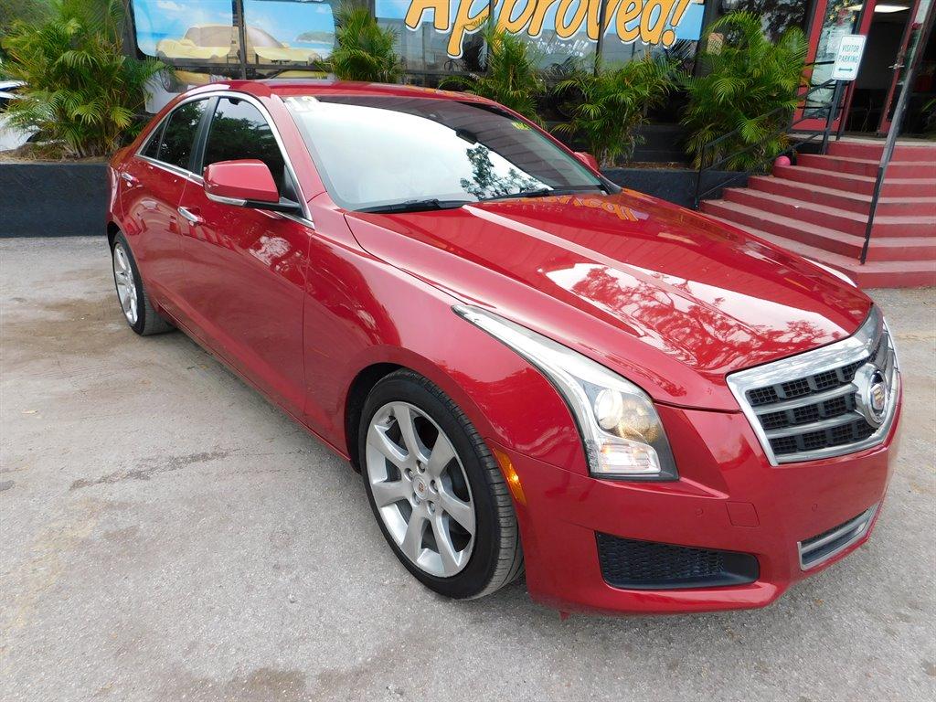 2013 Cadillac ATS 3.6L Luxury photo