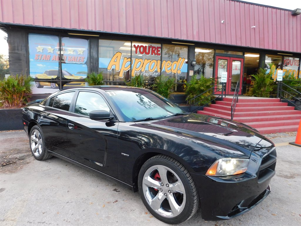 2011 Dodge Charger R/T photo