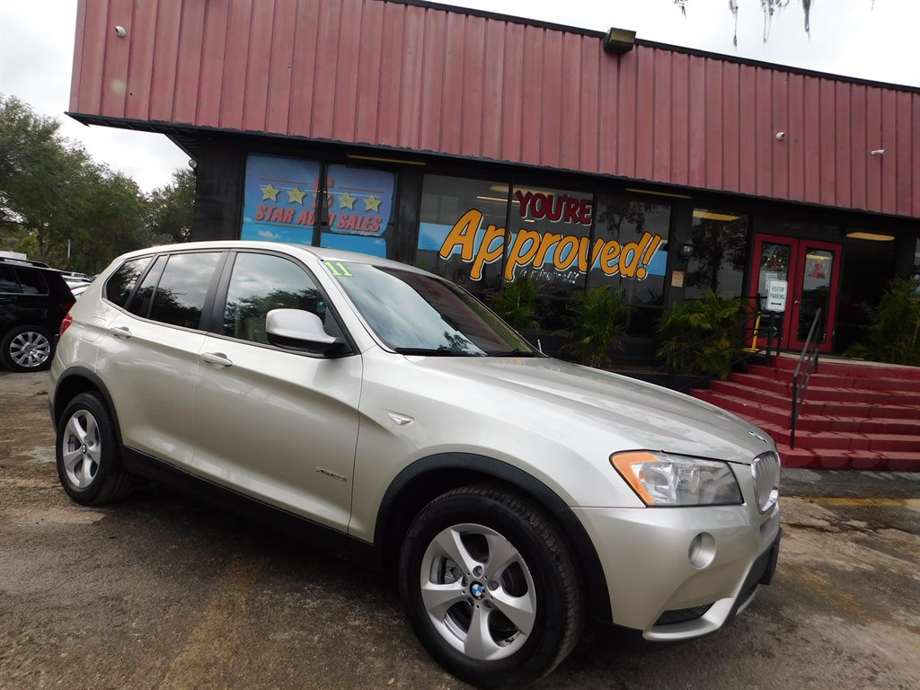 2011 BMW X3 xDrive28i photo