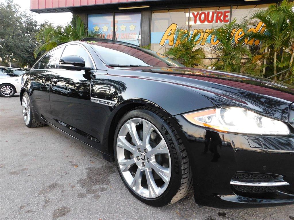 2012 Jaguar XJL Portfolio photo