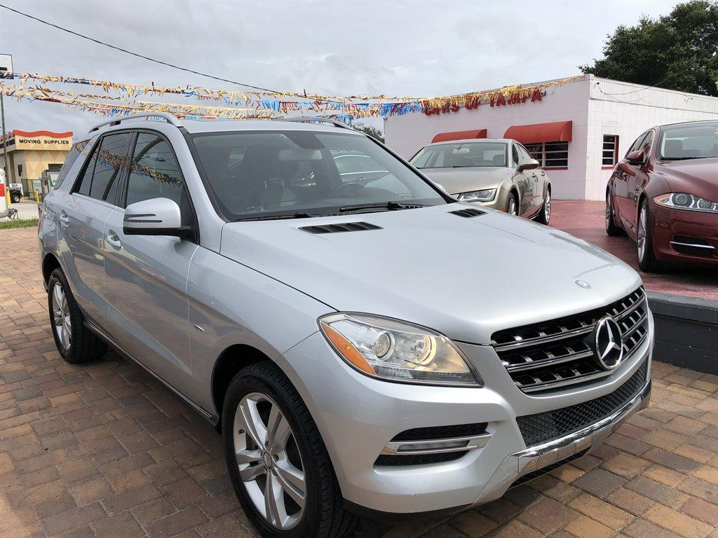 2012 Mercedes-Benz M-Class ML350 BlueTEC photo