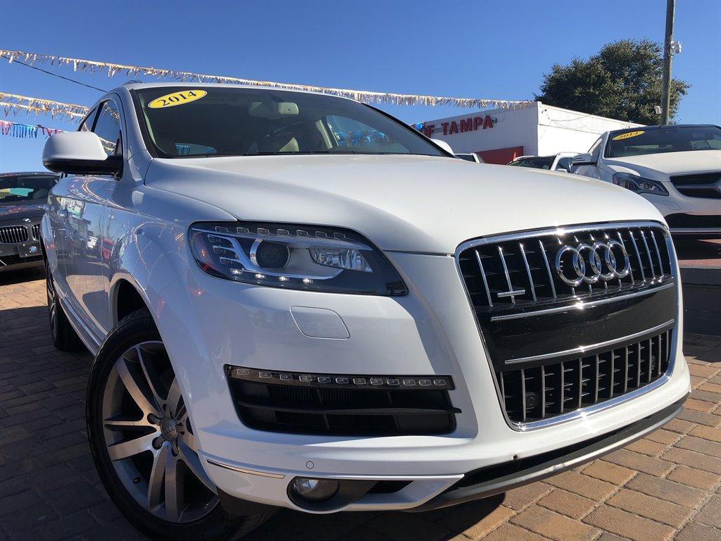 2014 Audi Q7 3.0T quattro Premium Plus photo