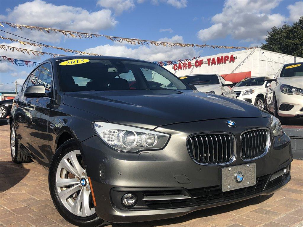 2015 BMW 5-Series 535xi Gran Turismo 535xi photo