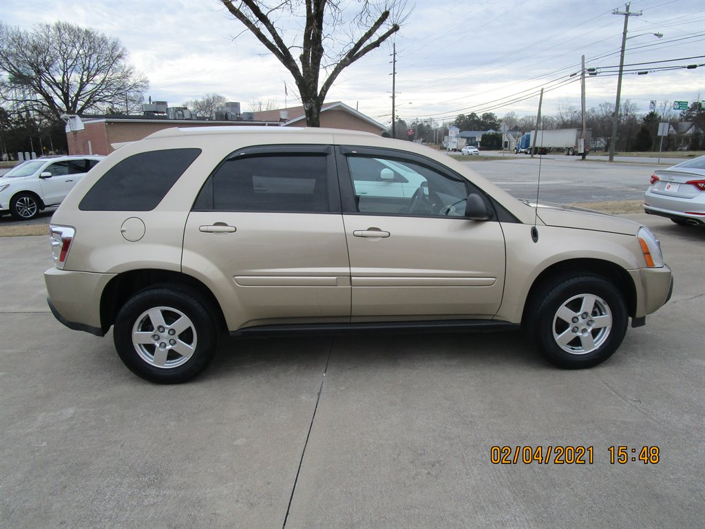 2005 Chevrolet Equinox LT photo