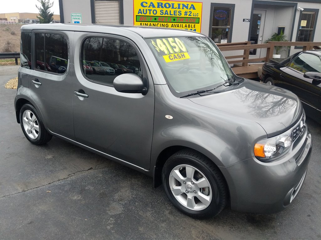 2010 Nissan cube 1.8 S Krom Edition photo