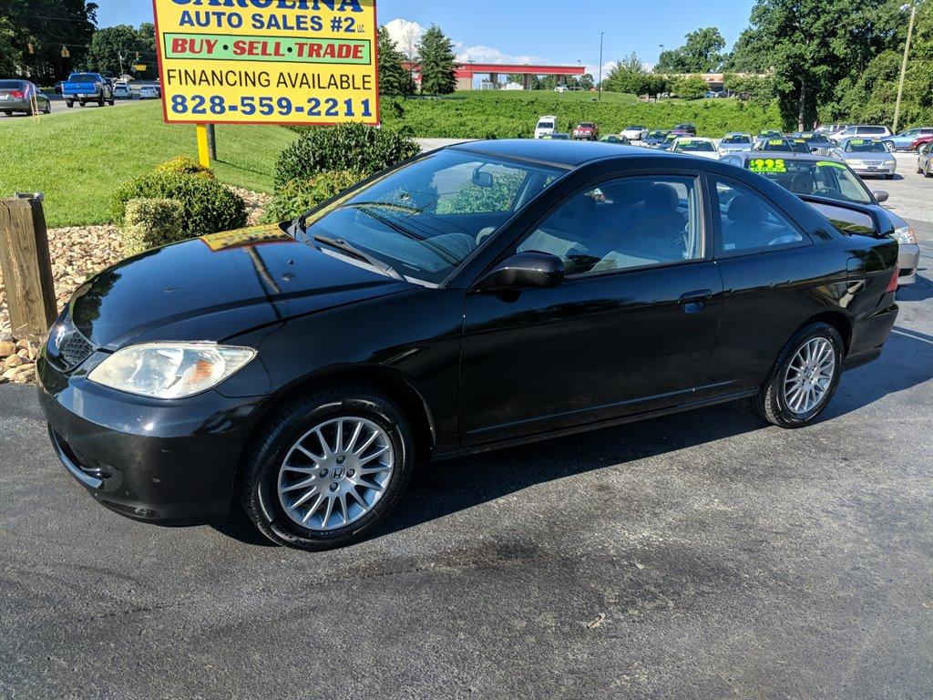 2005 Honda Civic LX photo