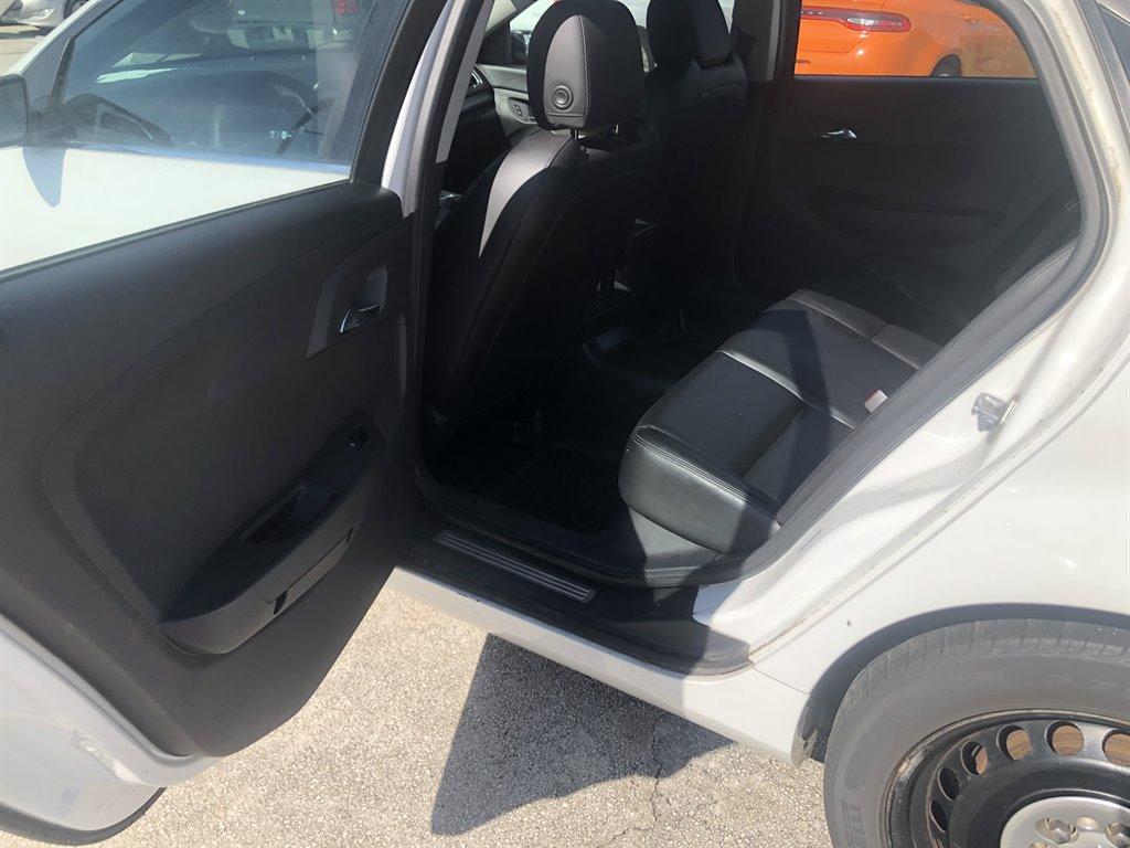 2016 Chevrolet Caprice Police photo