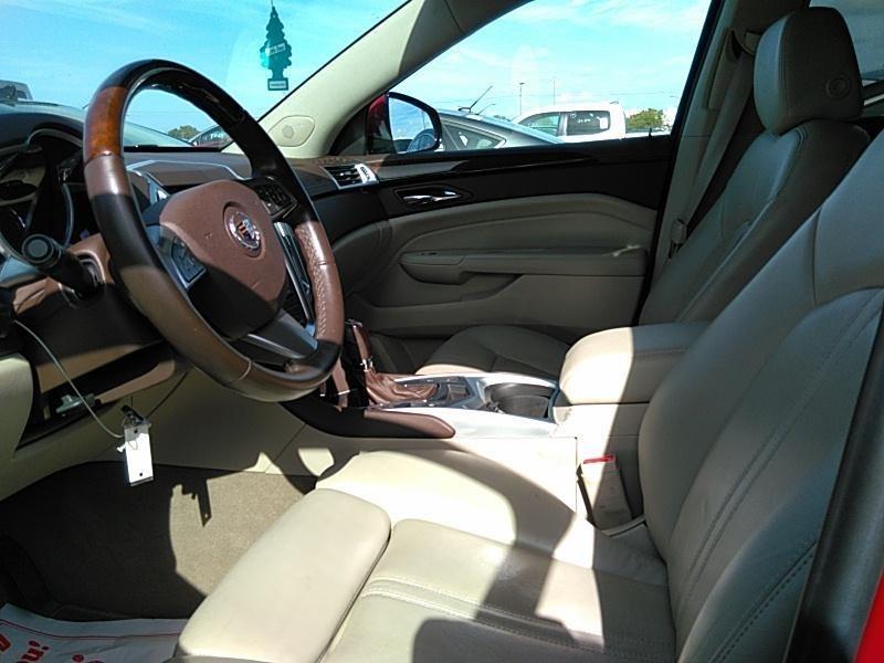 2011 Cadillac SRX Performance Collection photo