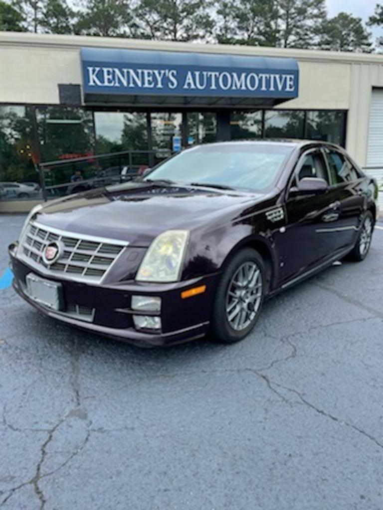 2008 Cadillac STS V6 photo
