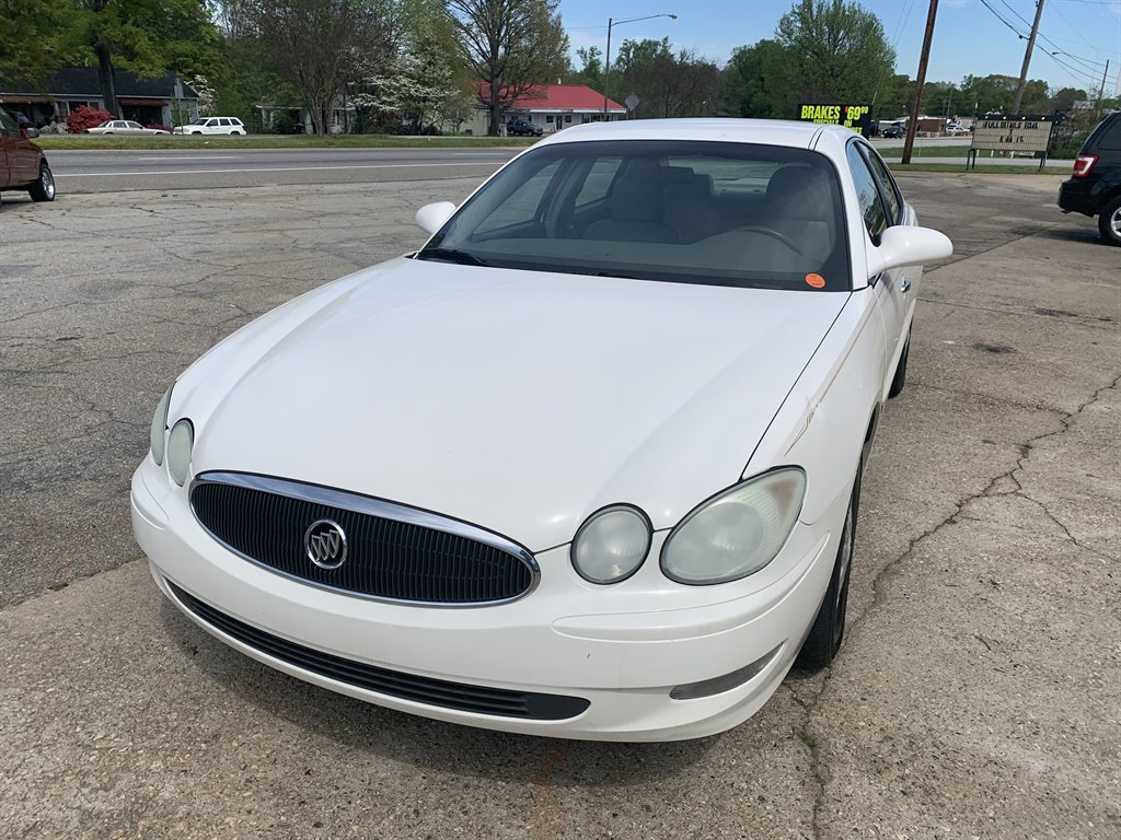 The 2006 Buick LaCrosse CXL