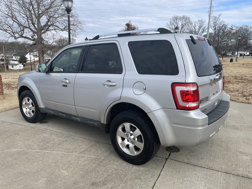 2012 Ford Escape Limited photo