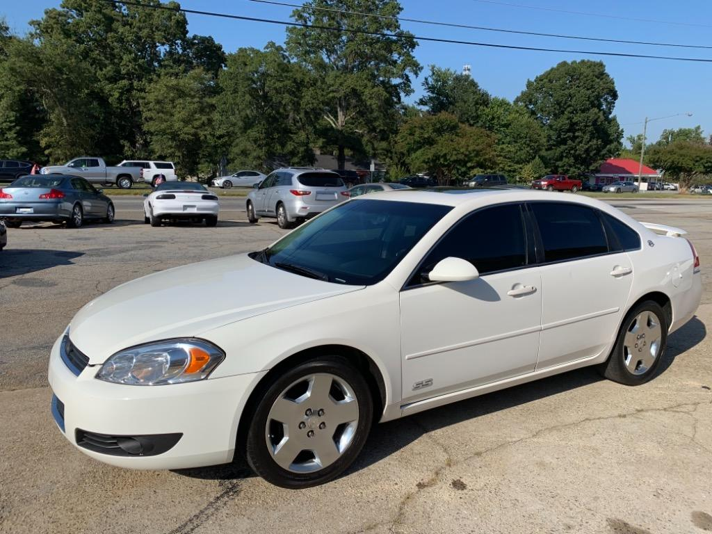 2006 Chevrolet Impala SS photo