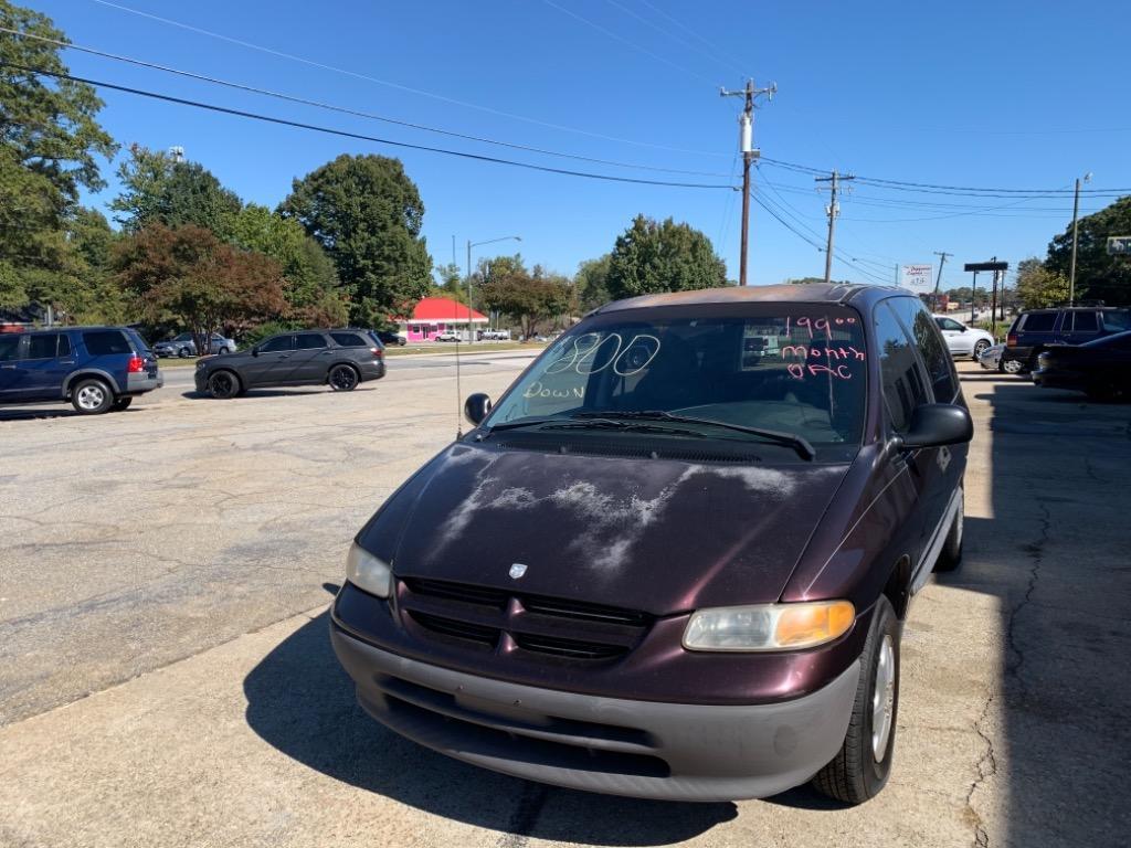 1997 Dodge Caravan photo
