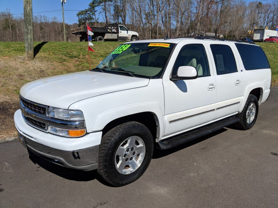 2006 Chevrolet Suburban LS 1500 photo