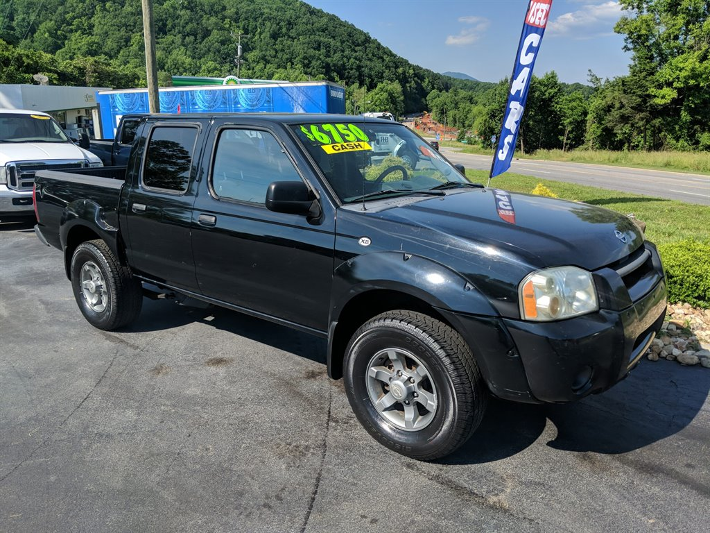 2004 Nissan Frontier XE-V6 photo