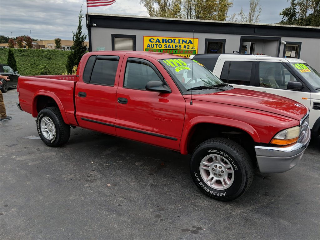 2001 Dodge Dakota SLT photo