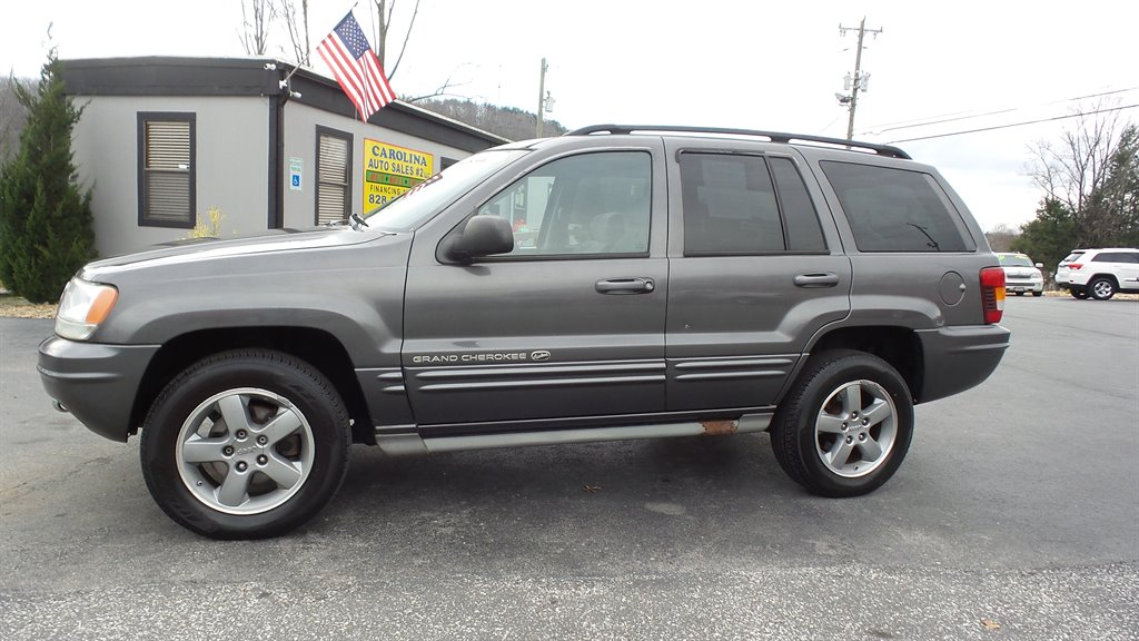 2002 Jeep Grand Cherokee Overland photo