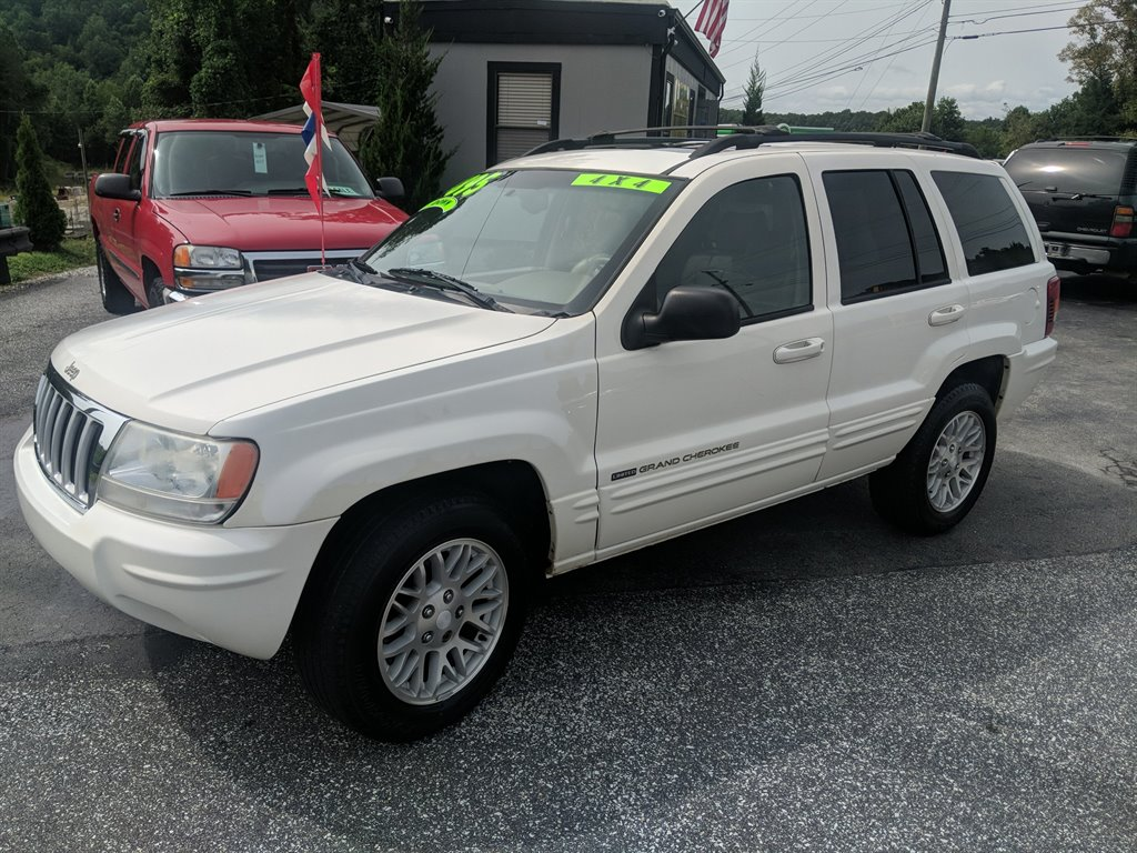 2004 Jeep Grand Cherokee Limited photo