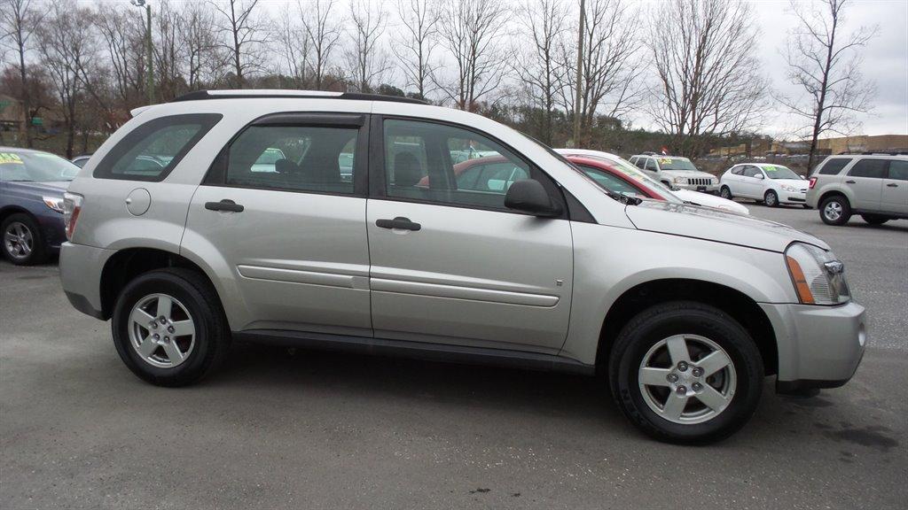 2007 Chevrolet Equinox LS photo