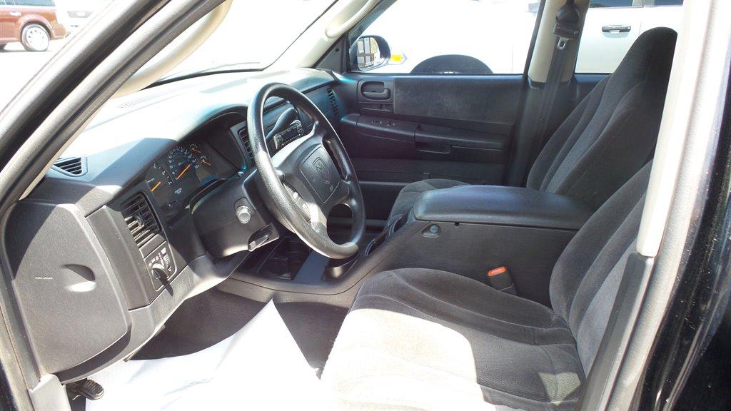 2001 Dodge Dakota SLT photo