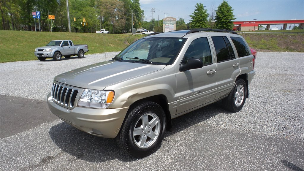 2003 Jeep Grand Cherokee Limited photo