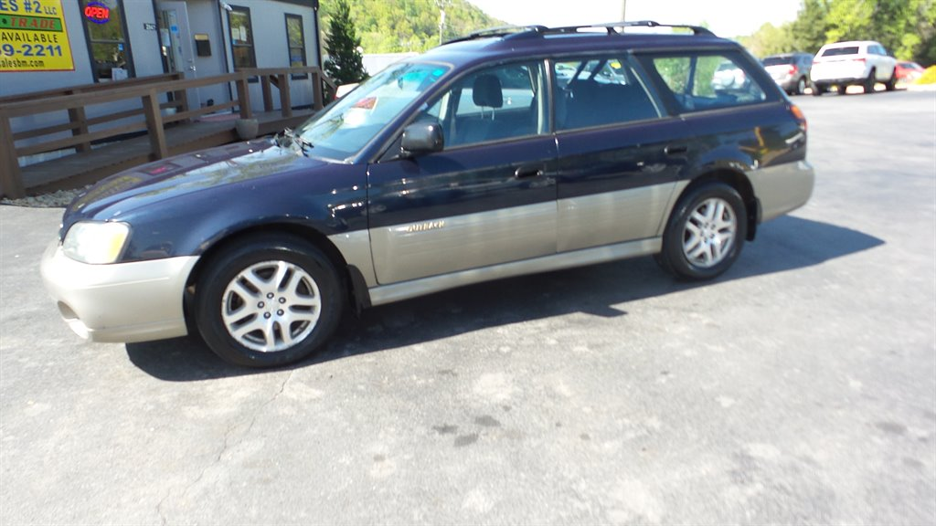 2002 Subaru Outback photo