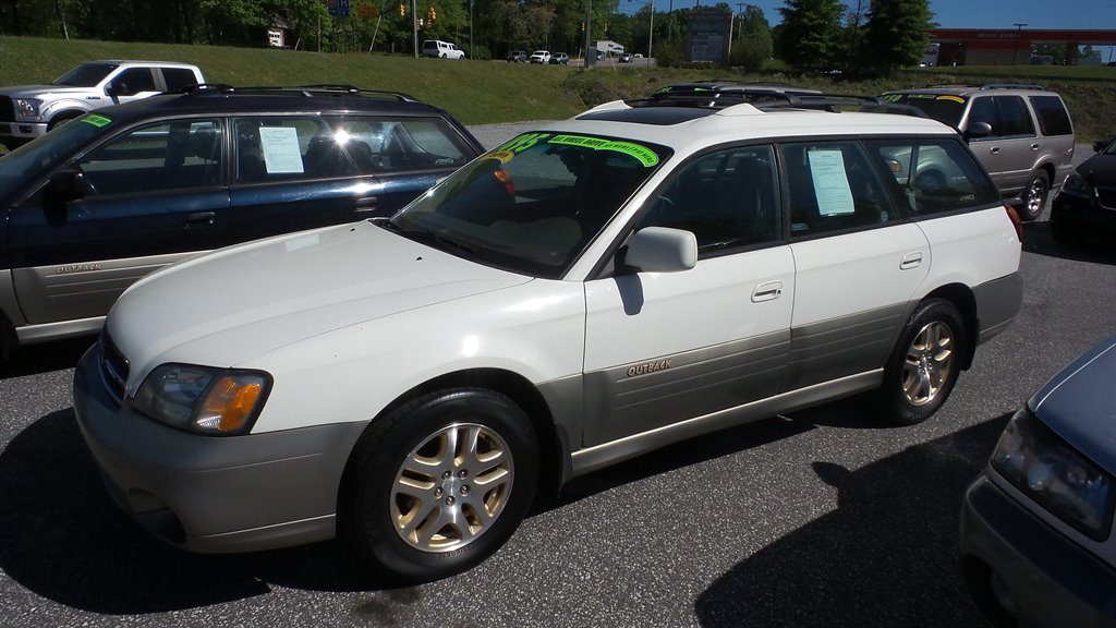 2001 Subaru Outback Limited photo