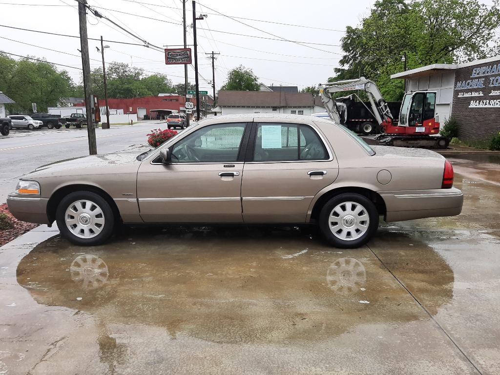 2003 Mercury Grand Marquis LS Premium photo