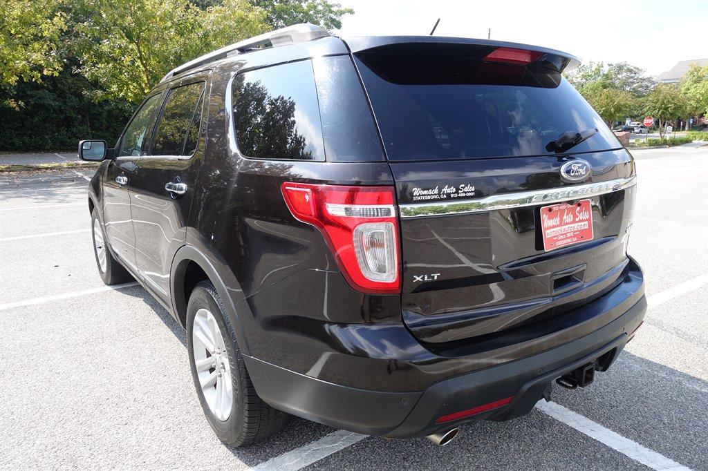 2013 Ford Explorer XLT photo