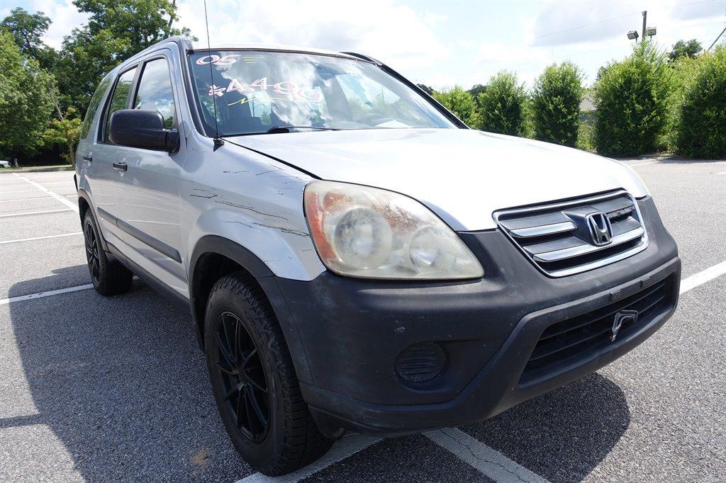 2005 Honda CR-V LX photo