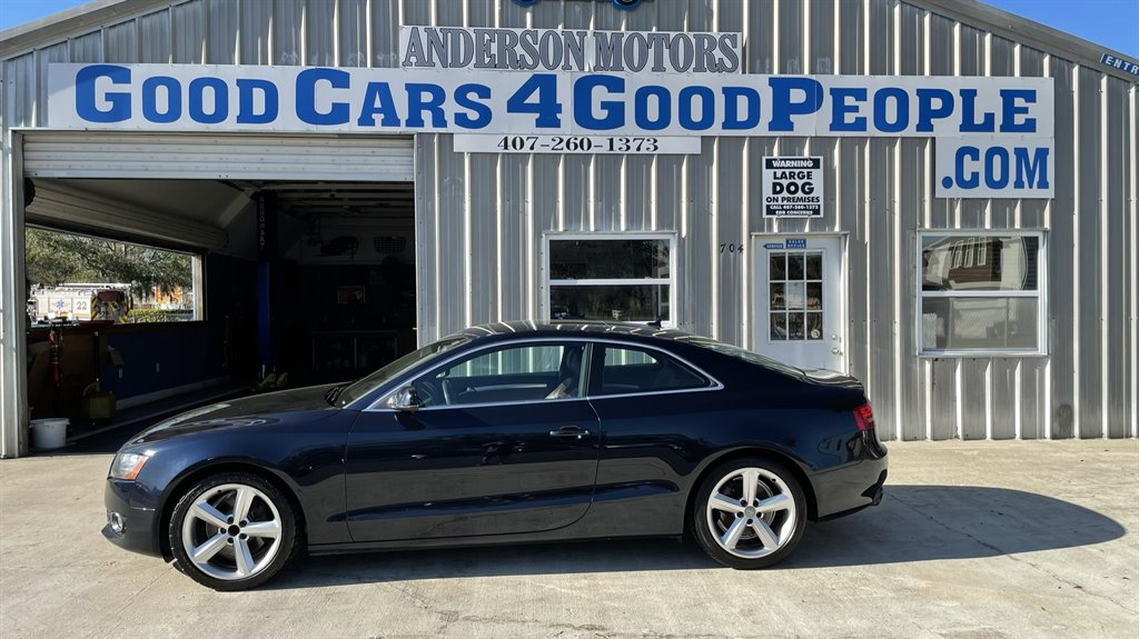 2010 Audi A5 2.0T quattro Premium Plus photo