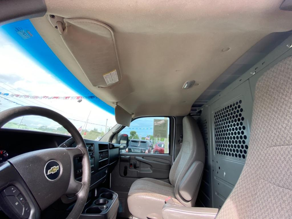 2013 Chevrolet Express 2500 2500 photo