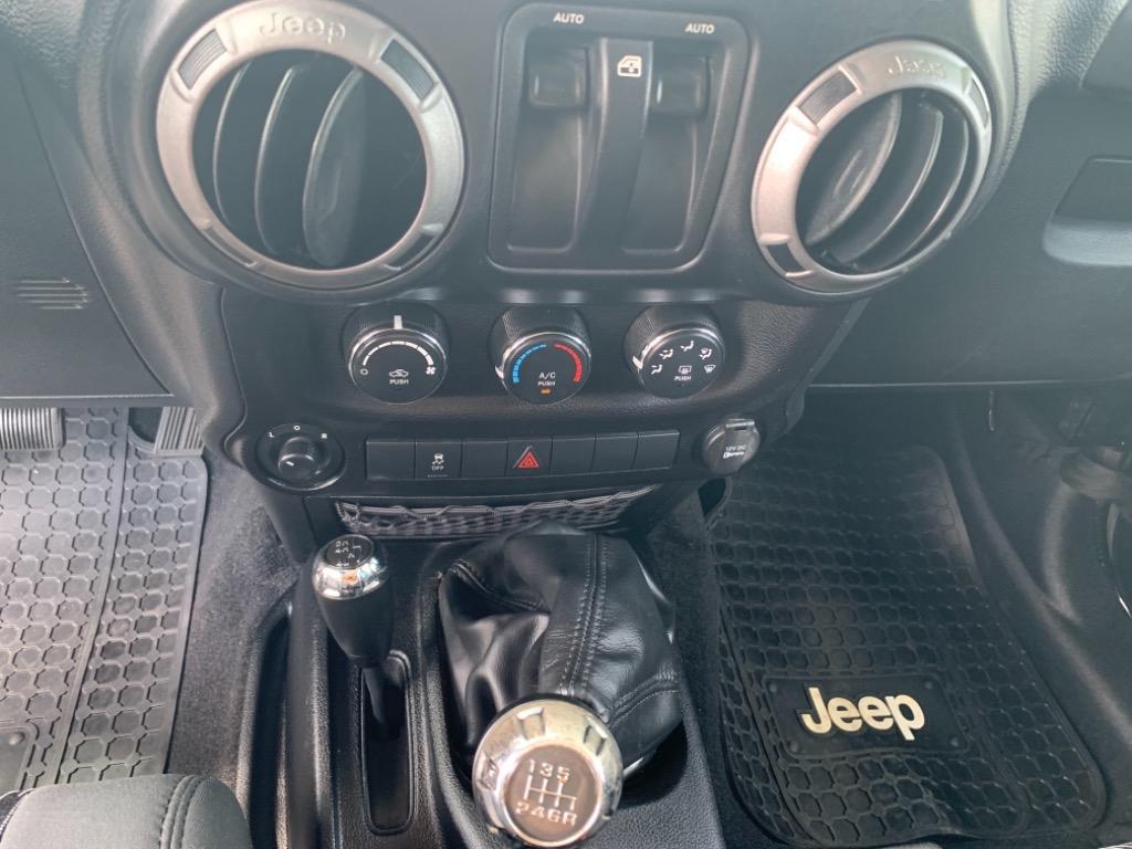 2012 Jeep Wrangler Sport photo