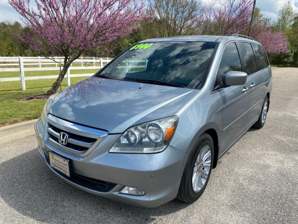 2007 Honda Odyssey Touring photo