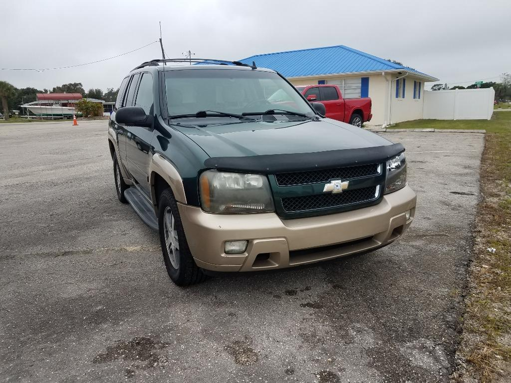 The 2006 Chevrolet Trailblazer LS photos