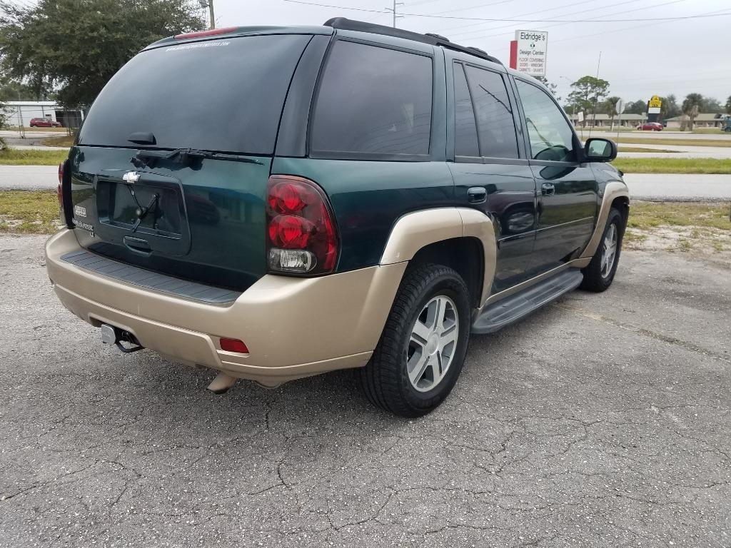 2006 Chevrolet Trailblazer LS photo