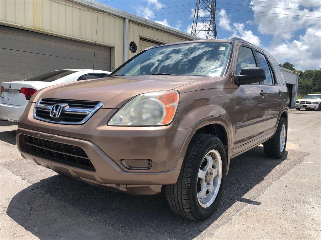 2004 Honda CR-V LX photo