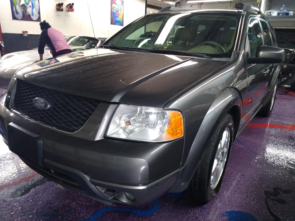 2005 Ford FreeStyle Limited