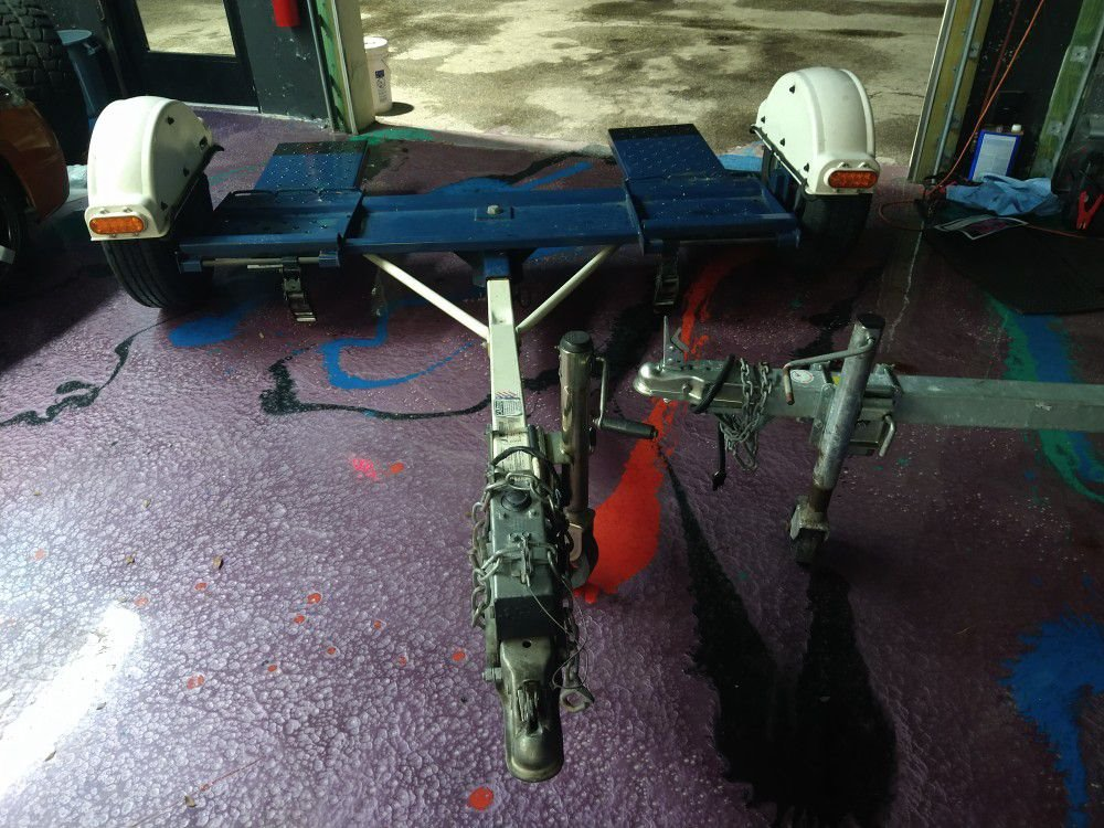 2019 Master Tow Tilted BED TOW Dolly  photo