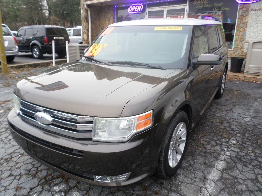2011 Ford Flex SEL photo