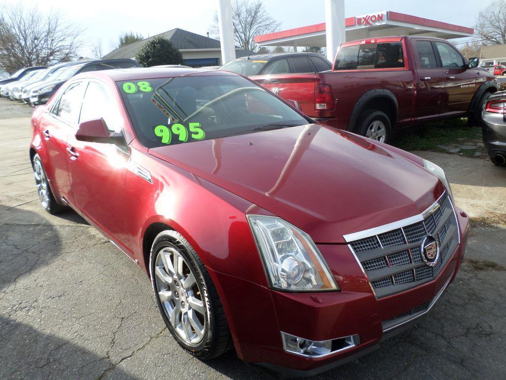 2008 Cadillac CTS 3.6L DI photo