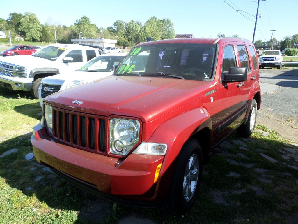2010 Jeep Liberty Sport photo