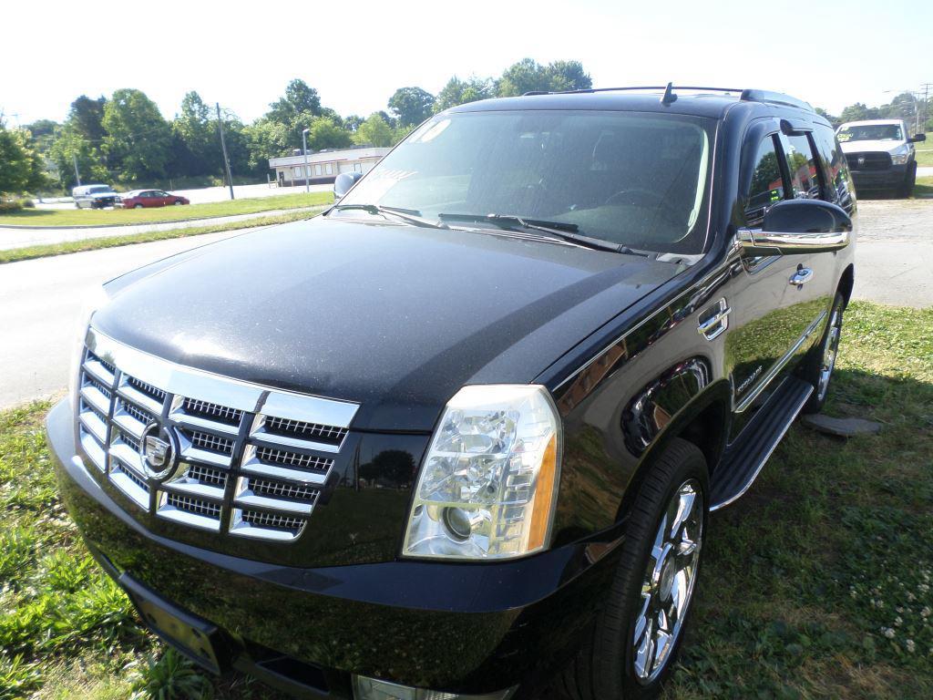 2010 Cadillac Escalade Luxury photo