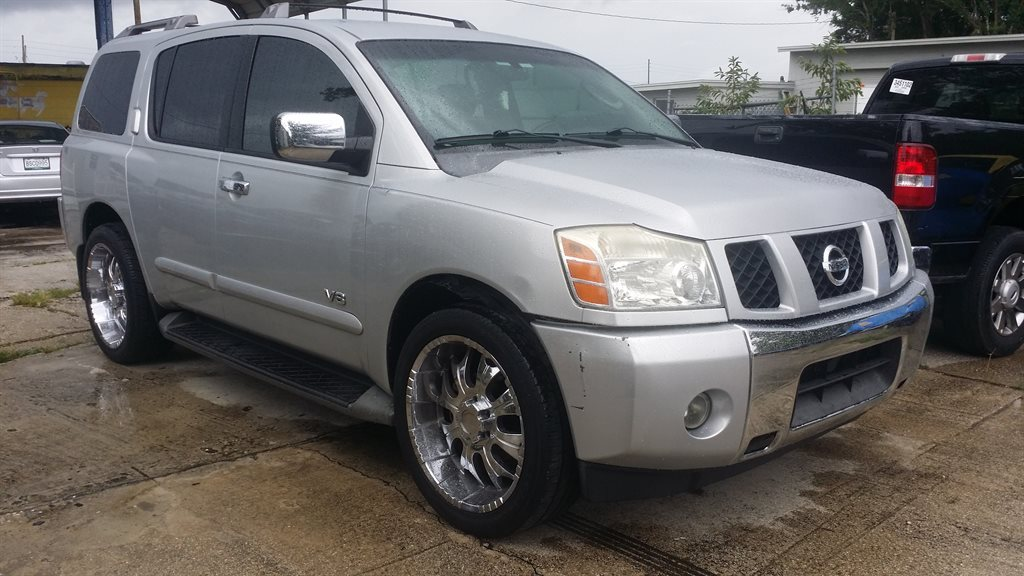2006 Nissan Armada SE photo