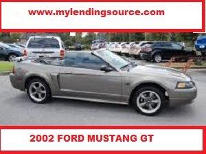 2002 Ford Mustang GT Deluxe photo