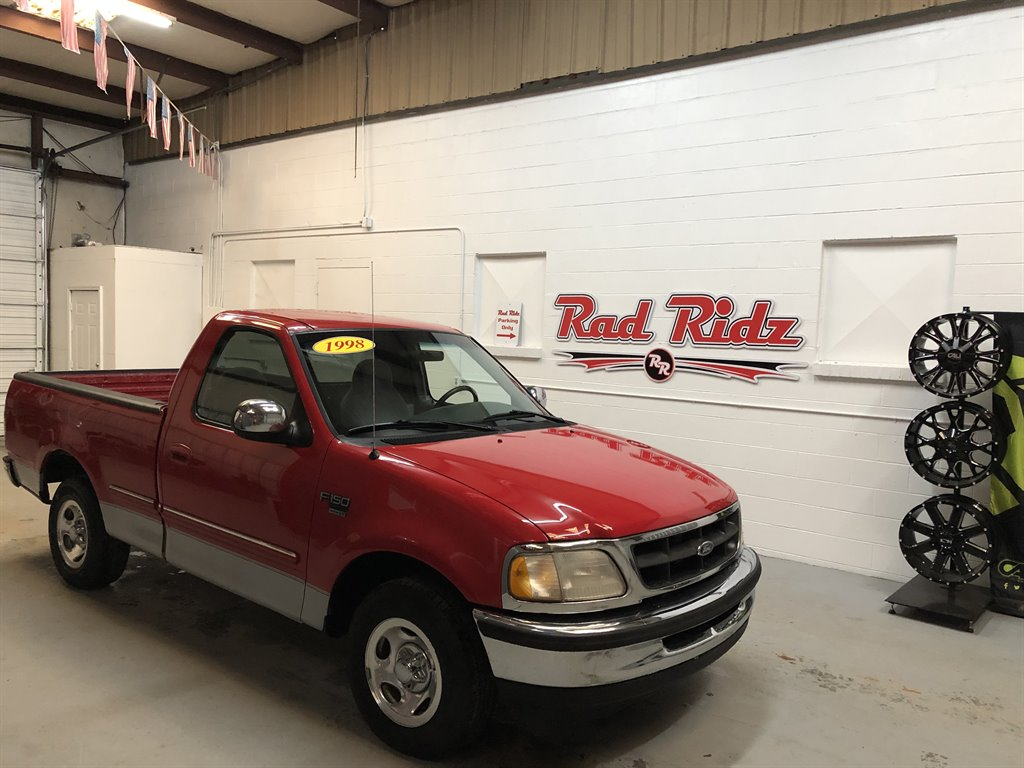 1998 Ford F-150 photo