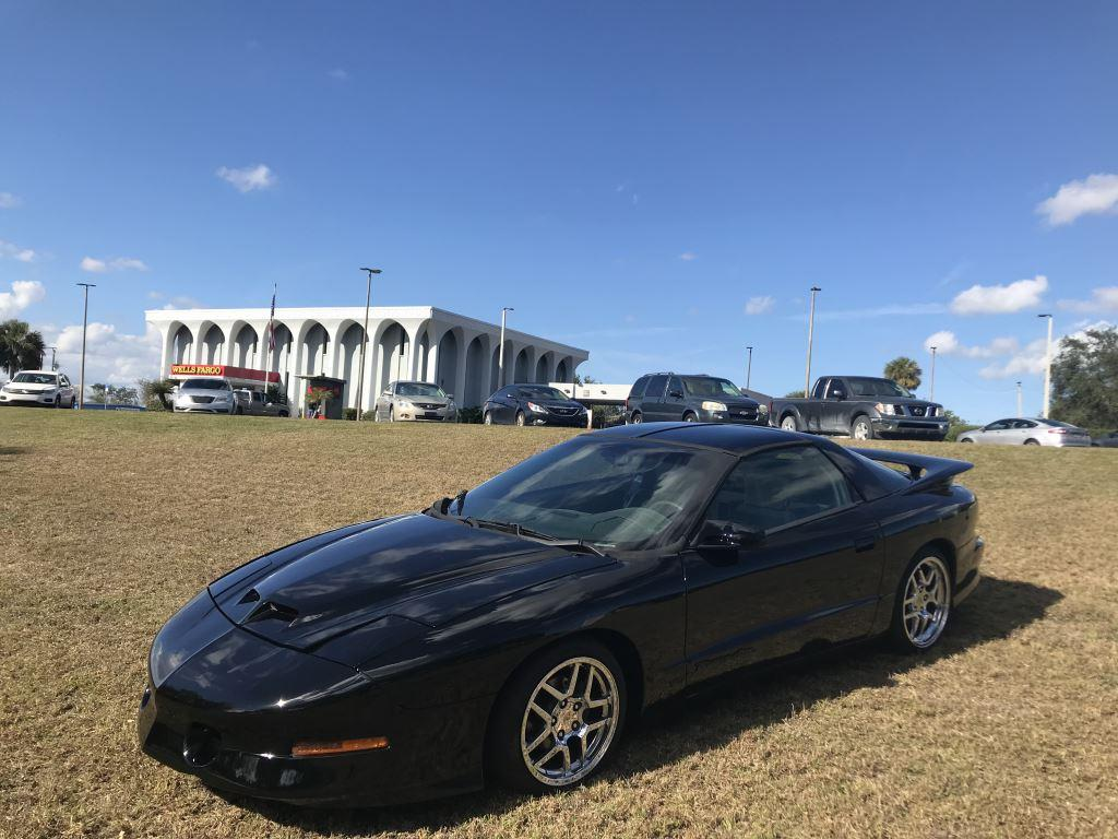 1996 Pontiac Firebird Formula In Cocoa Fl Used Cars For