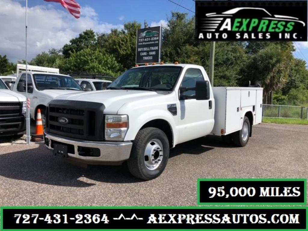 2009 Ford F-350 XLT photo